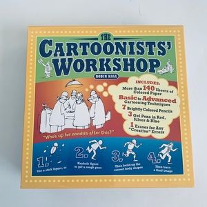 Other - Cartoonists' Workshop Illustration Pad - NEW